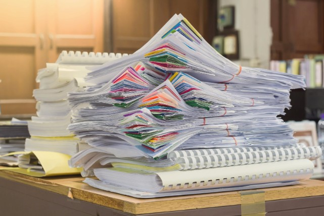 個人事業主必見!領収書の保管方法と分かりやすく整理する3つのポイント