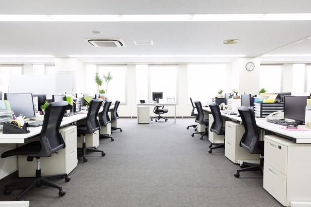 オフィスの節約術!エアコン・照明などの経費を抑えて、利益アップしよう