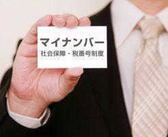 今更聞けないマイナンバーについて!通知カードと個人番号カードの違いは何?