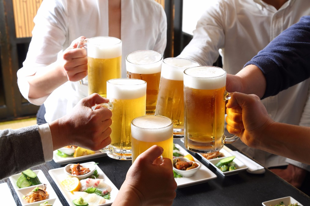 飲み会の節約術5選!節約上手で、お付き合い上手になる方法